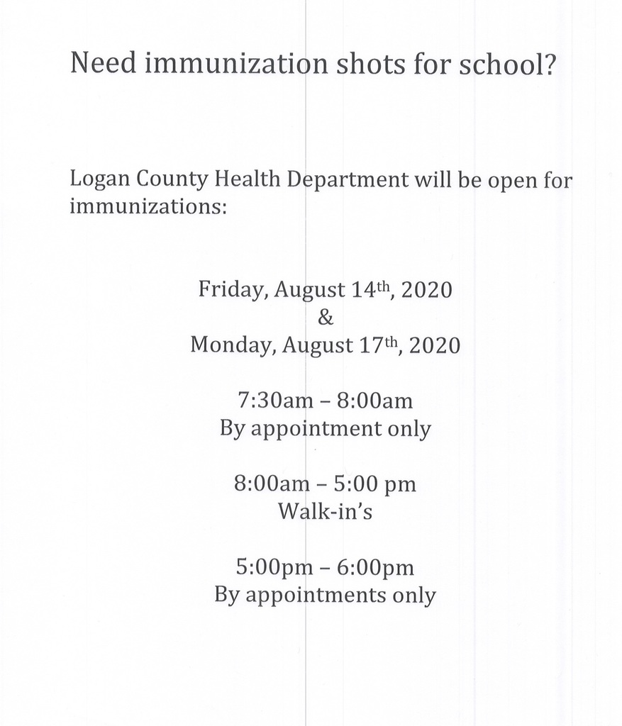 Shot Announcement